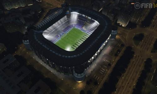 Yeni oyun, yeni Stadyumlar