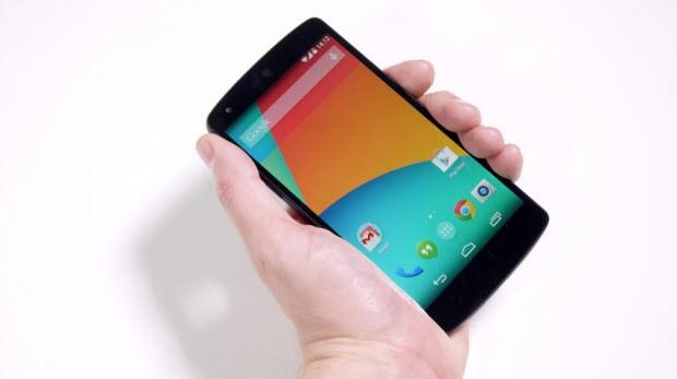 LG Nexus 5: ÖN İNCELEME