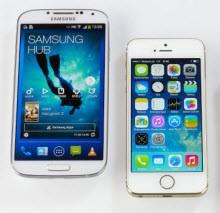 Galaxy S4 ve iPhone 5S'in güvenliği aşıldı!