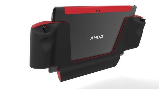 AMD'nin oyun tableti prototipi göründü!