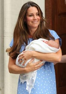 Kraliyet ailesinin bebeği başınıza iş açabilir!
