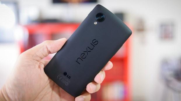 LG Nexus 5 kapsamlı testte!
