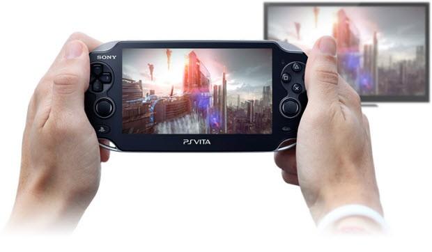 PS Vita Remote Play ve oyun videosu paylaşma