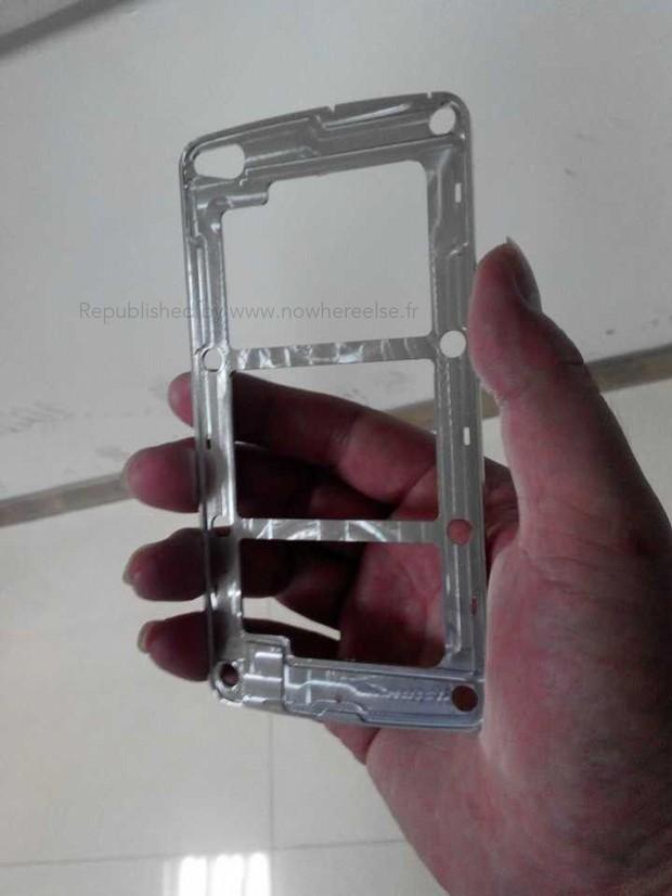 Galaxy S5'ten ilk görüntü (mü?)