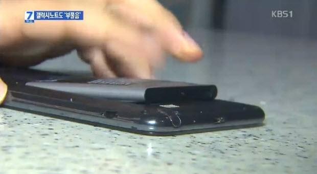 Galaxy S4'ten sonra, Note'un da pili şişti!