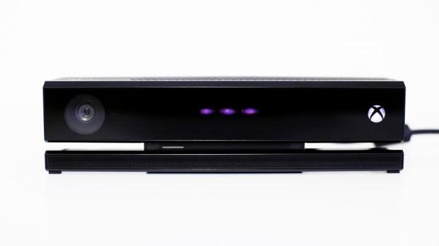 Yeni Kinect'in tasarımı