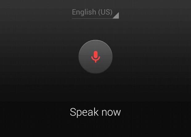 Konuşmayı algılama