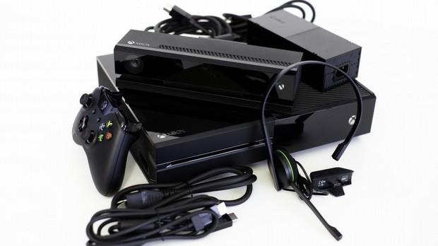 Xbox One'ın tasarımı