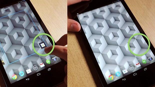 Android'e, görünmeyen kilit tuşu!
