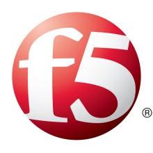 F5'ten yüksek hızlı güvenlik duvarı