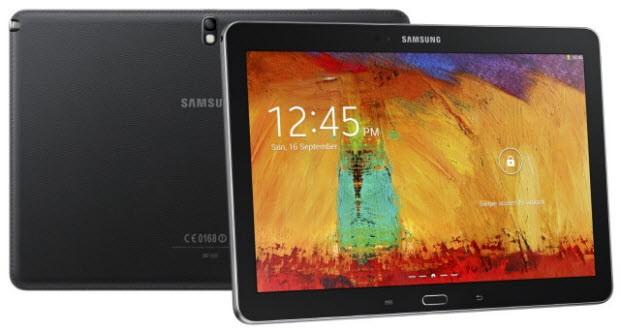 Galaxy Note 10.1 2014 Edition ve diğerleri