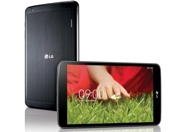 4. LG G Pad 8.3