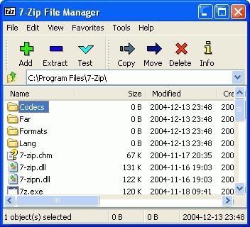 7-Zip, F.lux ve diğerleri