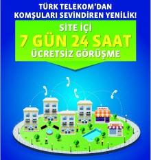 Türk Telekom'dan ücretsiz konuşma fırsatı!