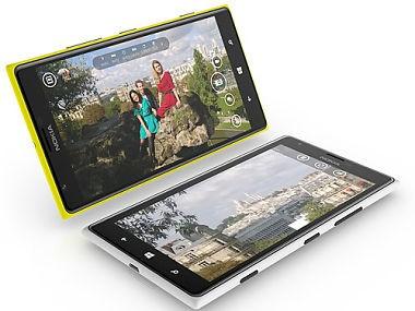 Bir bakışta Nokia Lumia 1520