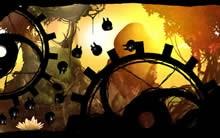 badland, aksiyon, macera, orman, platform, yaratık, tuzak, engel, android, apk, indir
