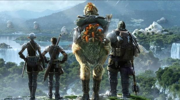 Final Fantasy XIV: A Realm Reborn ve diğerleri