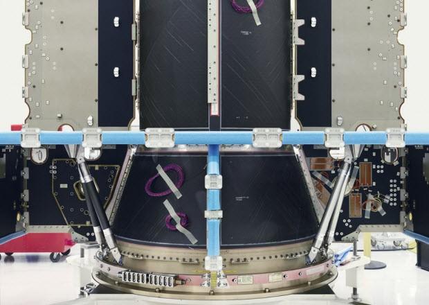 Uydular nerede üretiliyor? Cevap bu karelerde