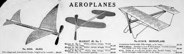 1911'in oyuncakları böyleydi!