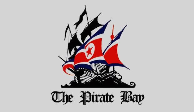 Pirate Bay Kuzey Kore'ye taşındı!