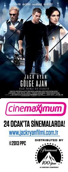 Çok özel bir film için çok özel gösterim