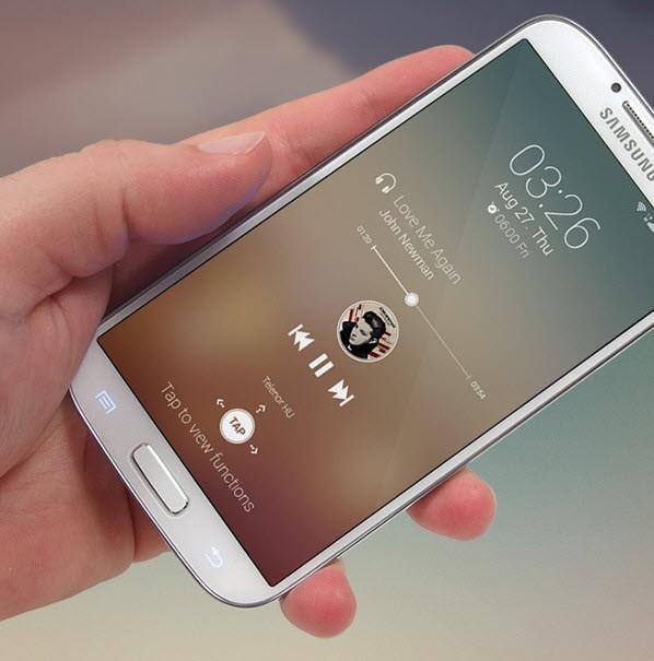 Android 5.0 tasarım konsepti