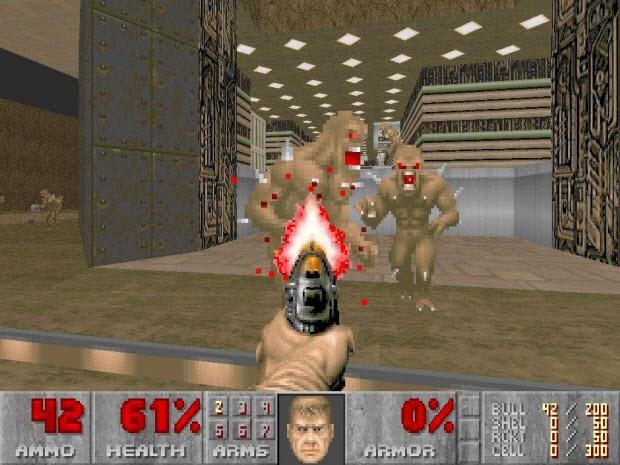 Doom, Final Fantasy VII ve diğerleri
