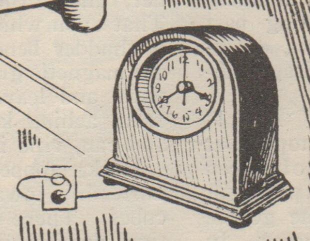 Elektrik saatleri