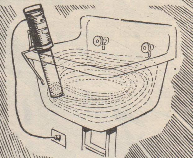 Bulaşık yıkama için lavabo aksesuarı