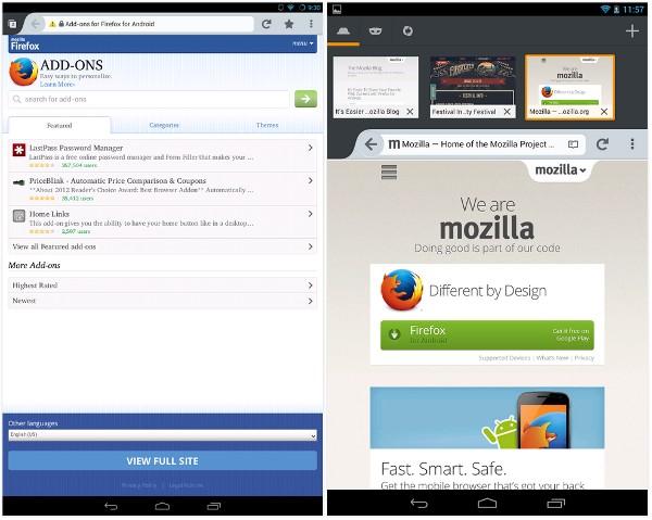 İki harika Android tarayıcısı daha!