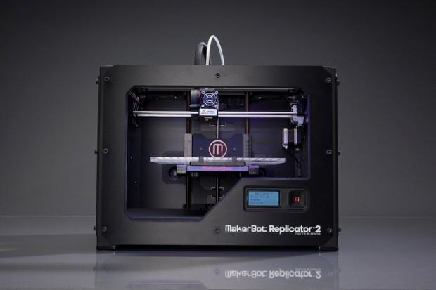 3D yazıcılarla neredeyse her şey mümkün!