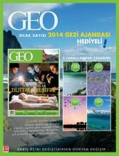 Geo dergisi Ocak ayında dopdolu, üstelik...