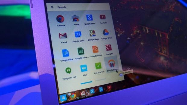Toshiba Chromebook ön inceleme!