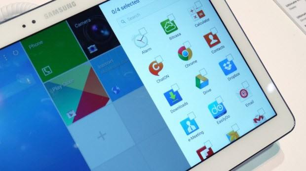 ÖN İNCELEME: Galaxy Tab Pro!