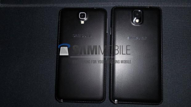 """""""Kırpılmış"""" Galaxy Note 3 göründü!"""