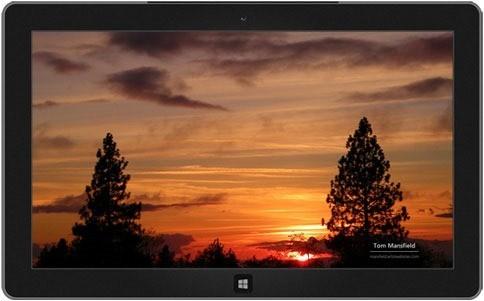 Microsoft'tan yeni Windows 8.1 temaları!