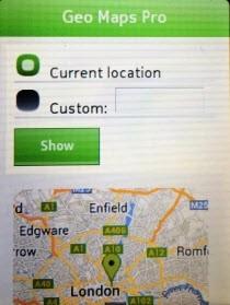 Haritalar ve uygulamalar