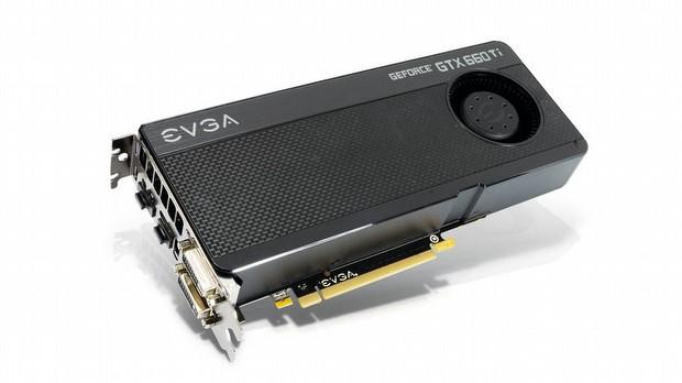 EVGA GTX 660 Ti Superclocked