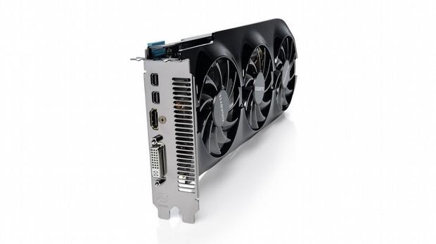Gigabyte Radeon HD 7870 OC Edition
