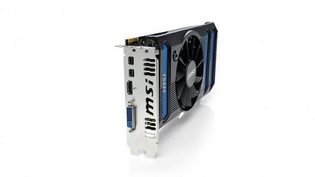 MSI HD 7850, MSI HD 7770, PNY GTX 650
