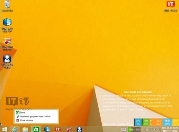 Windows 8.1 güncellemesi bu işlevle geliyor!