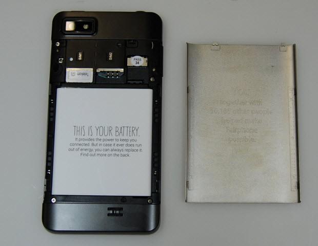Fairphone'un donanımı