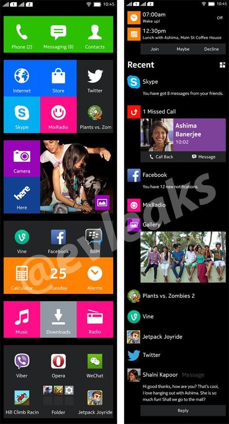 Tüm Nokia Normandy (Nokia X) söylentileri!