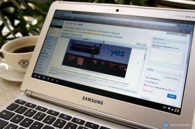 Chrome OS ve Masaüstü Linux