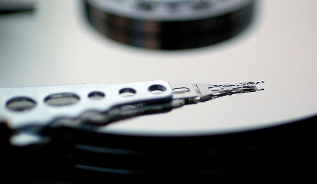 Sabit disk işlemleri yapın, diski bölün