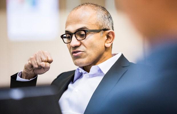 Microsoft'un yeni CEO'su Satya Nadella!