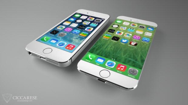 Büyük iPhone neye benzeyebilir?
