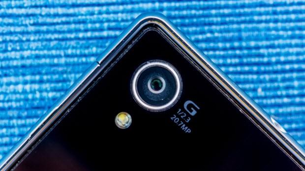 Sony Xperia Z1S testte!