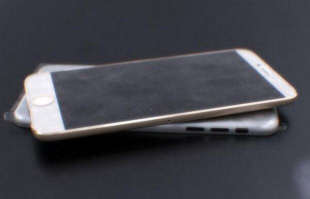 iPhone 6'dan kareler internete sızdı!