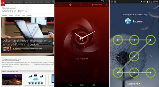 Go Launcher EX, Cover ve fazlası